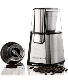 Electric 2.1 Ounce Coffee Grinder