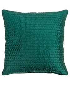 "Sold Polyester Filled Decorative Pillow, 22"" x 22"""
