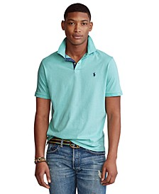 Men's Big & Tall Classic-Fit Jersey Polo Shirt