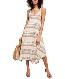 Harper Striped Maxi Dress