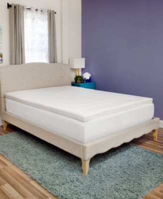 SensorPEDIC Luxury Extraordinaire 3-Inch Memory Foam King Mattress Topper