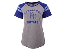 Kansas City Royals Women's Fly Out Raglan T-shirt