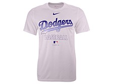Los Angeles Dodgers Men's Authentic Collection Legend Practice T-Shirt