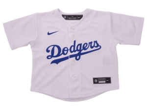Nike Los Angeles Dodgers Infant Official Blank Jersey