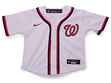 Washington Nationals  Infant Official Blank Jersey