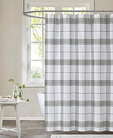 """Plaid Shower Curtain, 72"""" x 72"""""""