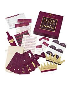 Wine Tasting Trivia Game