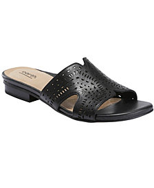 Earth Women's Mykonos Torlos Slide Sandal