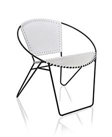 Horizon Interseas Mid Century Leather Chair