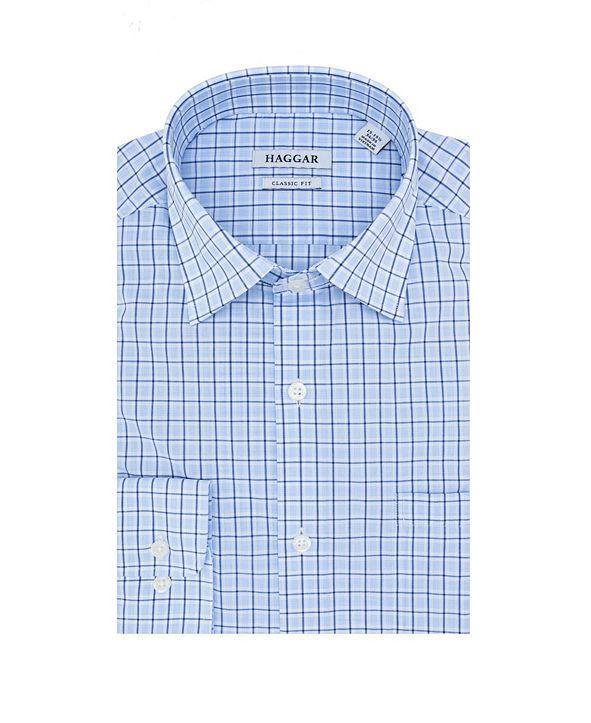 Haggar Premium Comfort Classic Fit Dress Shirt