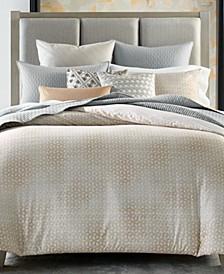 Bedford Geo Full/Queen Comforter