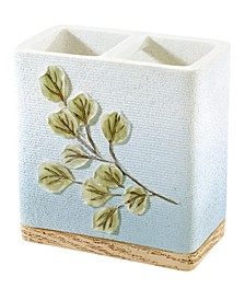 Ombre Leaves Toothbrush Holder