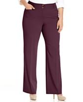 Red Dress Slacks: Shop Dress Slacks - Macy\'s