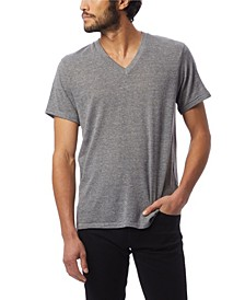 Men's Boss V-Neck Eco-Jersey T-Shirt