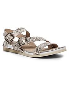 Sabian Flat Sandals