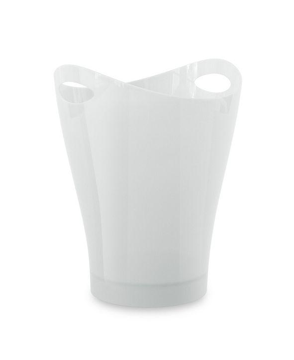 Umbra Garbino 2.5G Glossy Waste Basket