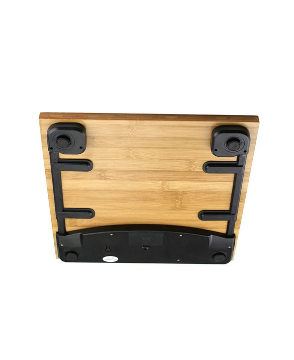 American Weigh Scales 330Eco Bamboo Bathroom Scale ...