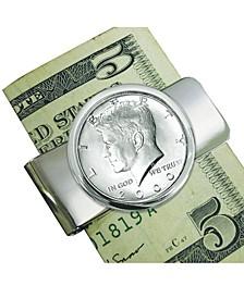 JFK Half Dollar Coin Money Clip