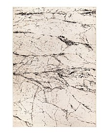 """Illusions Marble Hill Neutral 7'10"""" x 10'10"""" Area Rug"""