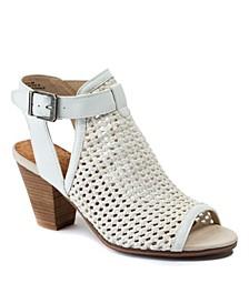 Rekita Open Toe Open Heel Sandal