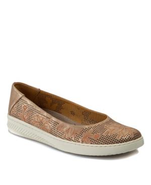 Nadra Rebound Technology Flat Women's Shoes