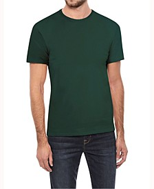 Men's Soft Stretch Crew Neck T-Shirt
