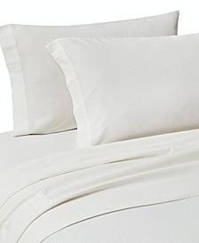 Marquis by Zetta 4 Piece Queen Brushed Cotton Sheet Set