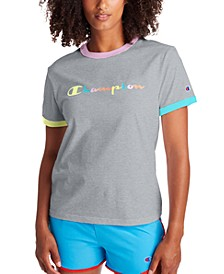 Women's Campus Ringer T-Shirt