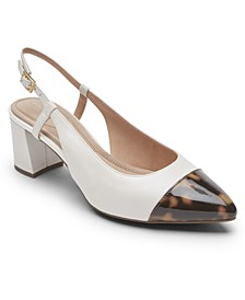 Women's Total Motion Salima Slingback Pumps