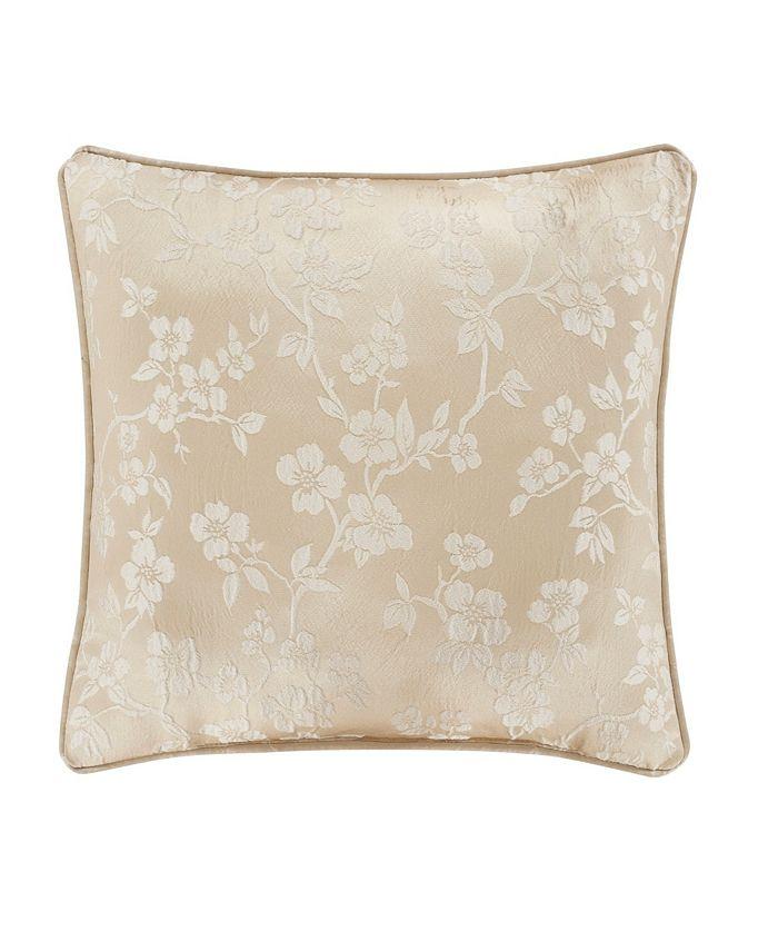 "J Queen New York - Jqueen Blossom 18"" Square Decorative Throw Pillow"