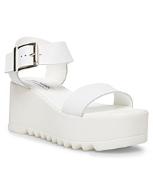 Women's Lake Treaded Flatform Sandals