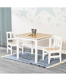Kids Table & Chairs Set