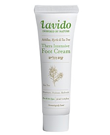 Receive a Free Thera Intensive Foot Cream, 30 ml, with any $30 Lavido purchase!