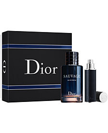 Dior Men's 2-Pc. Sauvage Eau de Parfum Father's Day Gift Set