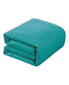 Soft Down Alternative All Seasons Comforter, Queen