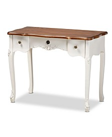 Sophie Modern Victorian Console Table - Small