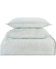Forli 4 Piece Comforter Set, King