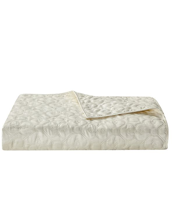 Waterford Mosaic 3pc Coverlet Set, Queen