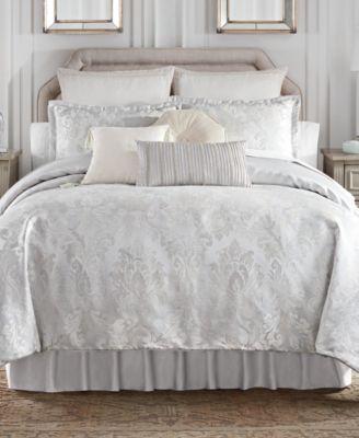 Belline Reversible 4 Piece Comforter Set, Queen