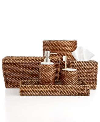 Martha Stewart Collection Al Fresco Bath Accessories Collection, Created  For Macyu0027s