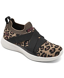 Women's Bobs Sport Squad 2 Little Gatito Walking Sneakers from Finish Line