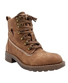 Women's Remy Lace-Up Hiker Boots