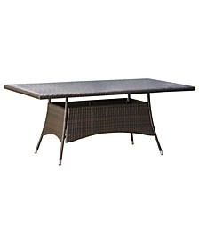 Corsica Rectangle Dining Table