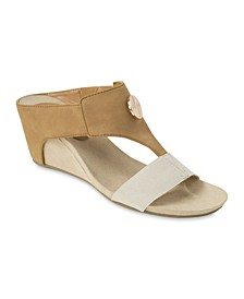 Lucy Wedge Sandal