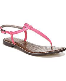 Sam Edelman Gigi T-Strap Flat Sandals