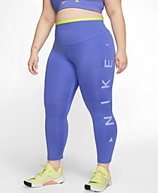 Plus Size One Icon Clash Tights