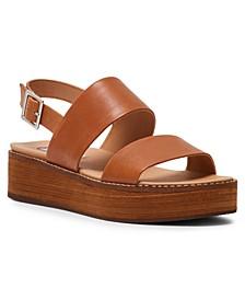 Women's Teenie Flatform Wedge Sandals