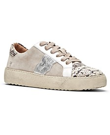 Women's Webster Wave Low Lace-Up Sneakers