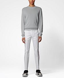 BOSS Men's Kaito1 White Pants