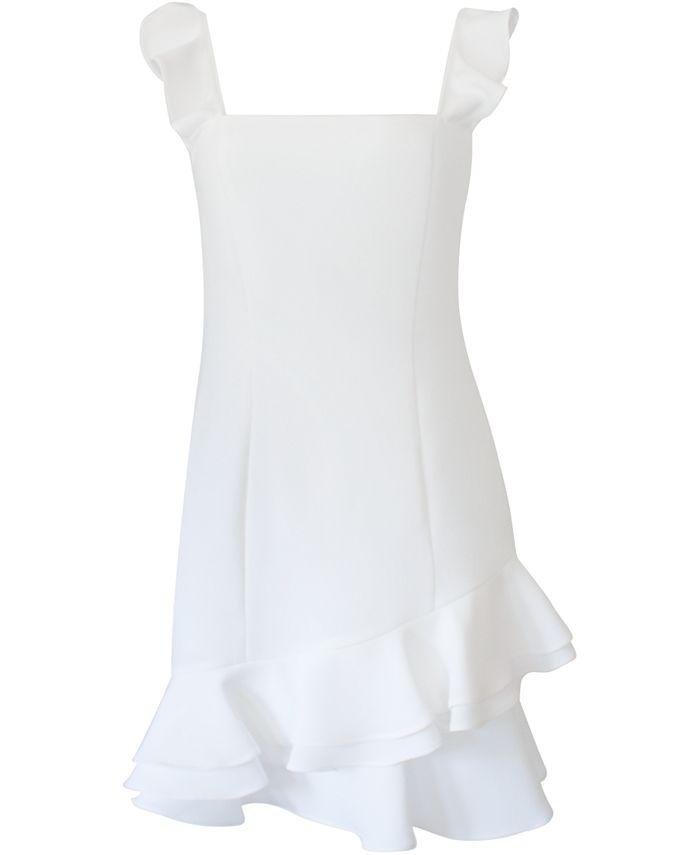 BCBGeneration - Ruffled Fit & Flare Dress